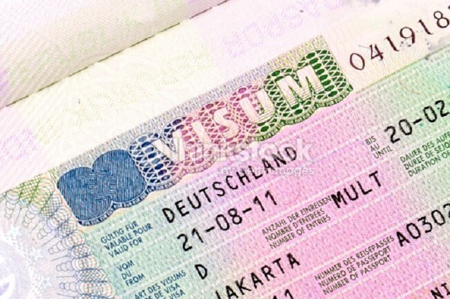 Extension of Spouse Visa- When spouse is in Germany