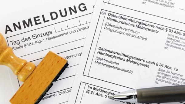 How to register your Apartment (Meldebestätigung) ?