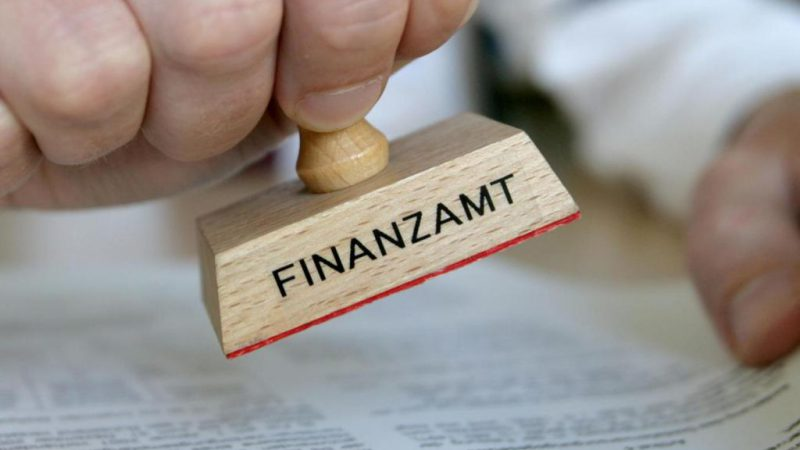 Find my Finanzamt (tax office) in Germany