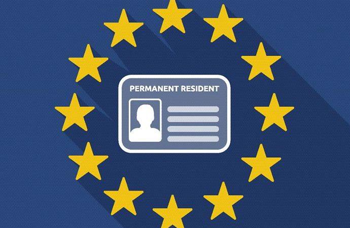 EU long-term residence permit (Erlaubnis zum Daueraufenthalt-EU)