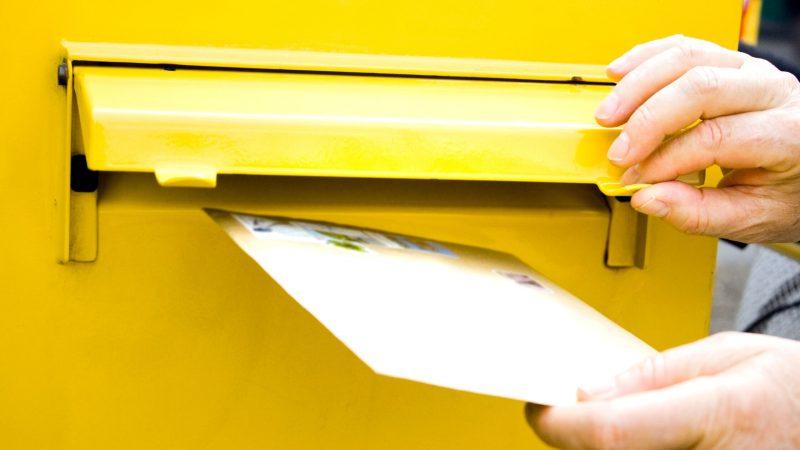 Redirecting Mail using Deutsche Post
